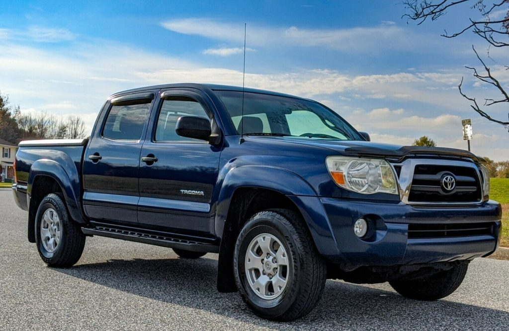 well maintained 2006 Toyota Tacoma 4×4