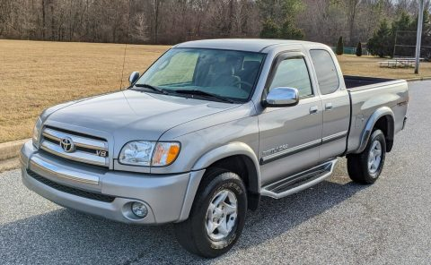 well optioned 2003 Toyota Tundra 4×4 for sale