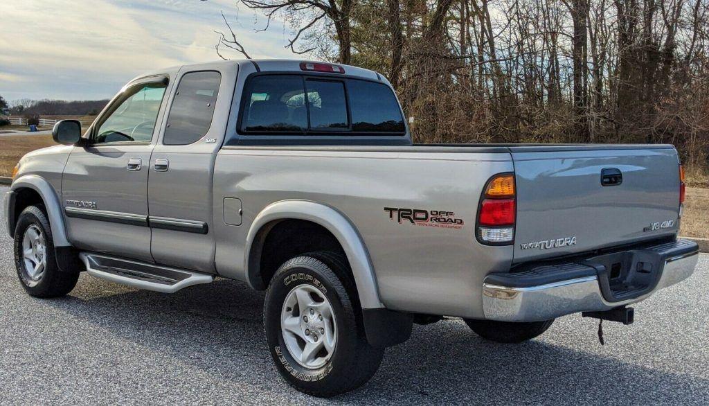 well optioned 2003 Toyota Tundra 4×4