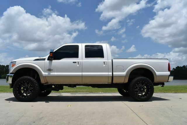 clean 2014 Ford F 250 Lariat 4×4