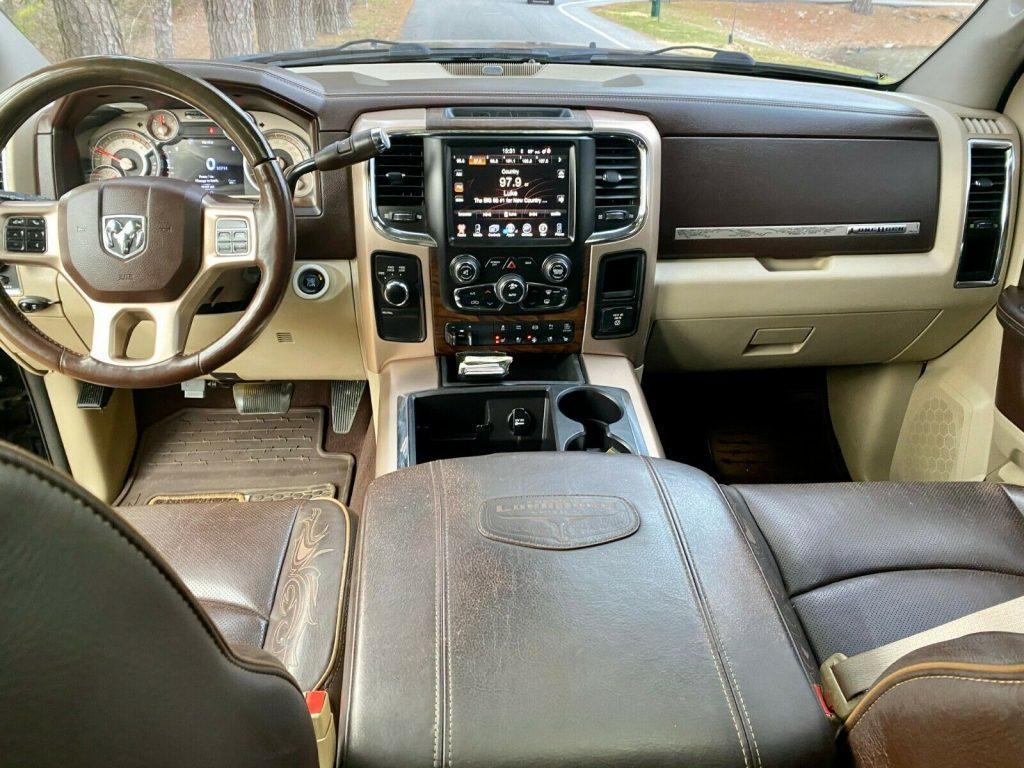 loaded with extras 2013 Dodge Ram 2500 Laramie Longhorn 4×4