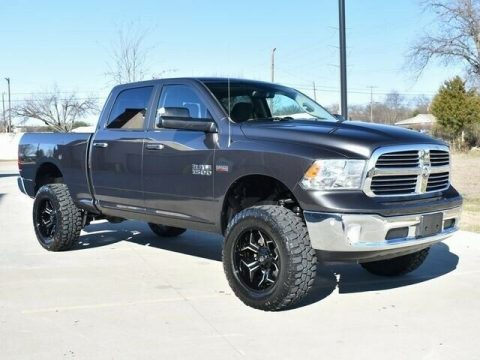 new lift 2016 Ram 1500 Big Horn 4×4 for sale