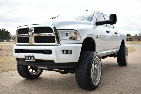 very clean 2016 Dodge Ram 2500 4×4 for sale