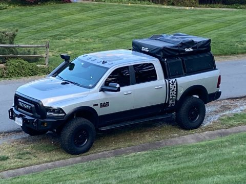 well modified 2018 Ram 2500 4×4 for sale
